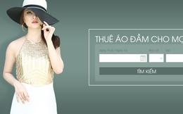 """Startup này mơ trở thành """"tủ áo chia sẻ"""" cho các quý cô Việt Nam"""