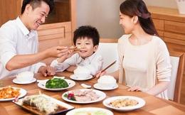 Về nhà ăn cơm với vợ giúp phái mạnh giảm nguy cơ mắc bệnh