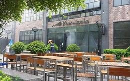 Hà Nội: Cháy lớn ở beer club Vuvuzela Nguyễn Khánh Toàn