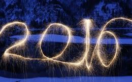 Không khí chào đón năm mới 2016 trên toàn thế giới