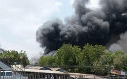 Biên Hòa: Chợ Hóa An cháy cùng lúc cầu Ghềnh sập, nhiều người hoảng sợ