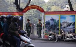 Hà Nội: Trận địa pháo hoa được bảo vệ nghiêm ngặt trước giờ G