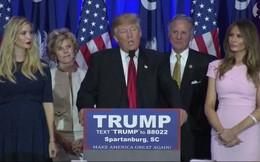 """Tỉ phú Trump """"rộng cửa"""" thành ứng viên tổng thống Mỹ"""
