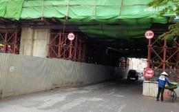 Thay nhà thầu thi công ga thuộc tuyến đường sắt Cát Linh-Hà Đông