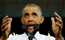 Ông Obama công kích tỉ phú Trump