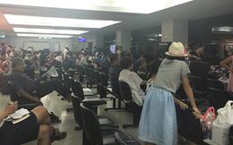 Máy bay VN Airlines bay từ Đà Nẵng tới Hà Nội lại hạ cánh tại Lào