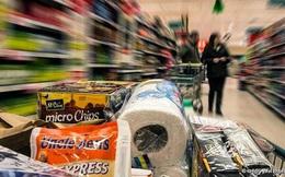 Nhịp sống trong những siêu thị 'ma'