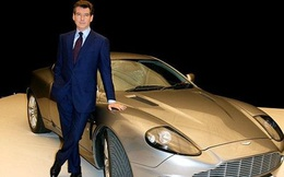 """James Bond và những thương hiệu """"đỉnh"""""""