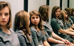 Câu hỏi khiến cộng đồng mạng vắt óc suy nghĩ: Có bao nhiêu cô bé trong bức ảnh?