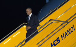 Reuters: Chuyến thăm 3 ngày thể hiện ông Obama rất coi trọng việc mở rộng quan hệ với Hà Nội