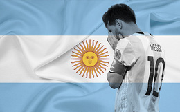 Messi trốn thuế, tuyển Argentina thất thu