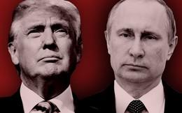 Ông Putin gửi thiệp chúc mừng Giáng sinh cho ông Trump