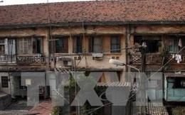 Hà Nội lập phương án di dời dân ở hai chung cư cũ nguy hiểm