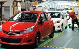 Toyota sẽ mang hệ thống tự động phanh lên hầu hết các mẫu xe vào cuối năm 2017