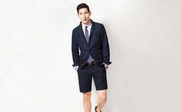 Shorts & Suit: Xu hướng thời trang nam mới