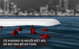 Clip toàn cảnh vụ chìm tàu chở khách du lịch trên sông Hàn