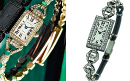 Đồng hồ trang sức cao cấp: Cuộc chơi thương hiệu hàng đầu