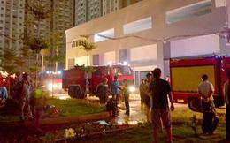 Cháy tầng 11 chung cư, hàng trăm người dân hoảng loạn