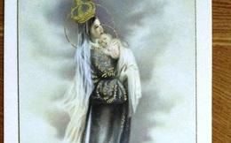 """Câu chuyện ít biết về bức tranh """"Đức mẹ Việt Nam"""" được trưng bày ở thành Rome"""