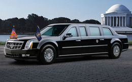 Tổng thống Mỹ đi xe gì khi sang Việt Nam?