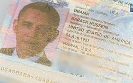Tổng thống Obama có cần hộ chiếu khi công du nước ngoài?