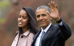Tổng thống Obama 'đời thường' trong lễ tốt nghiệp của con gái rượu