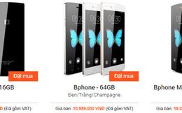 Cuối cùng, người dùng Việt đã có thể mua Bphone chính hãng từ 3,9 triệu đồng