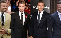 """Gu thời trang """"đẹp miễn chê"""" của doanh nhân David Beckham"""