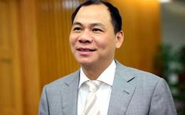 Cổ phiếu Vingroup cán mốc cao nhất trong lịch sử, tài sản của ông Phạm Nhật Vượng vượt 1,3 tỷ USD