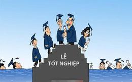 Nghịch lý giáo dục Việt Nam: Càng ở thành phố, càng học cao càng dễ thất nghiệp
