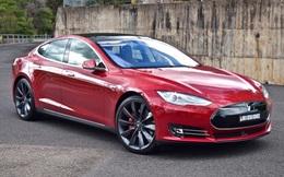 Tesla Model S giờ đây đã nhanh hơn cả Lamborghini Aventador