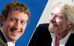 Các doanh nhân hàng đầu thế giới như Mark Zuckerberg, Richard Branson bắt đầu một ngày mới ra sao?