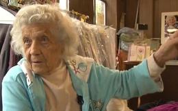 Bà cụ 100 tuổi vẫn làm việc 11 giờ/ngày: 'Tôi sẽ tiếp tục làm việc cho tới khi không thể đi được nữa'