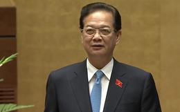 Gần 88% đại biểu tán thành, Quốc hội miễn nhiệm Thủ tướng Nguyễn Tấn Dũng