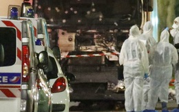 Video người dân Pháp hoảng sợ sau khi xe tải lao vào đám đông