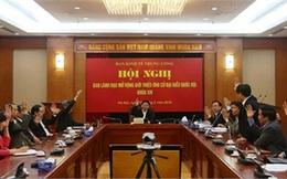 Giới thiệu ông Vương Đình Huệ ứng cử đại biểu QH