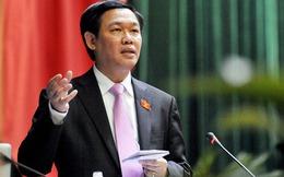 Ông Vương Đình Huệ: Nghiên cứu lập sàn chứng khoán riêng biệt cho Startup