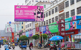 Nỗi niềm những thị trấn chuyên làm hàng xuất khẩu ở Trung Quốc