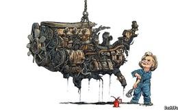 Liệu Hillary Clinton có thể sữa chữa cỗ máy kinh tế Mỹ đang rệu rã?