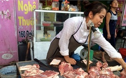 Trung Quốc gom mua, thịt lợn lên cơn sốt