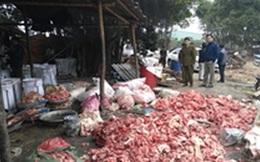 Chế biến gần 6 tấn mỡ bẩn tẩm hóa chất Trung Quốc