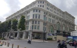 """Dự án """"khủng"""" của gia tộc giàu có Trương Mỹ Lan tràn ngập trên phố đi bộ Nguyễn Huệ (Sài Gòn)"""