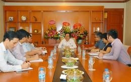 Bộ trưởng Phùng Xuân Nhạ đặt hàng GS Ngô Bảo Châu