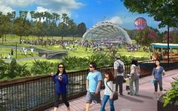 Hà Nội động thổ công viên 'Disneyland' hàng nghìn tỷ