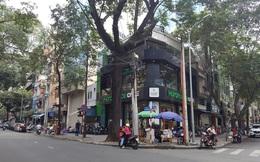 """Cận cảnh khu tứ giác """"vàng"""" trên phố đi bộ Nguyễn Huệ sắp về tay đại gia bất động sản Trương Mỹ Lan"""