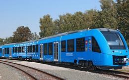 Người châu Âu đã chế tạo được tàu hỏa chạy bằng năng lượng Hydro, hoàn toàn thân thiện với môi trường