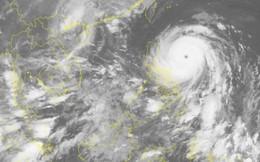 Siêu bão cấp 17 di chuyển thần tốc vào biển Đông