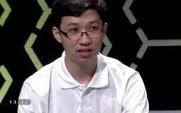 """Về nhất với 400 điểm, """"Cậu bé Google"""" Phan Đăng Nhật Minh vừa lập kỷ lục mùa Olympia mới"""