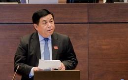 480 tỷ USD tiền tái cơ cấu kinh tế qua giải trình của Bộ trưởng Nguyễn Chí Dũng