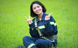 Gặp nữ thủ khoa phòng cháy chữa cháy đạt 9,19 điểm tốt nghiệp